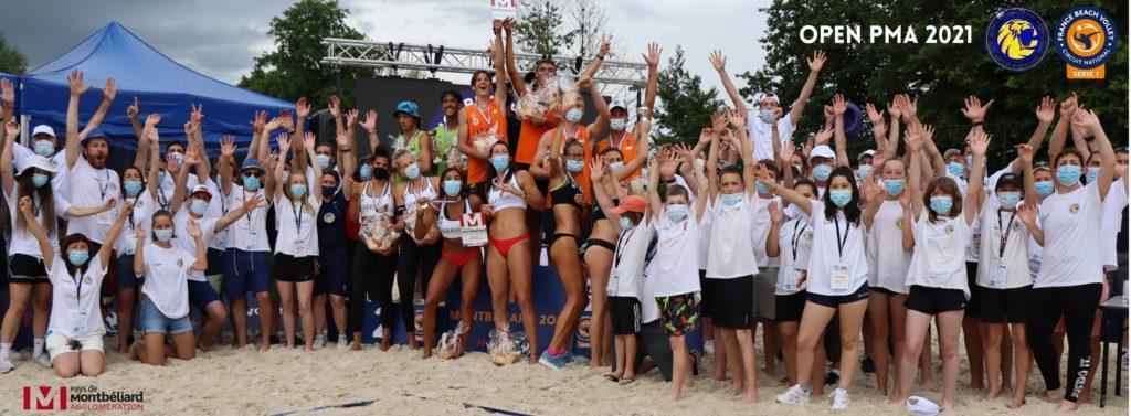 Read more about the article Beach Volley Series 1 : Du sang neuf à Montbéliard