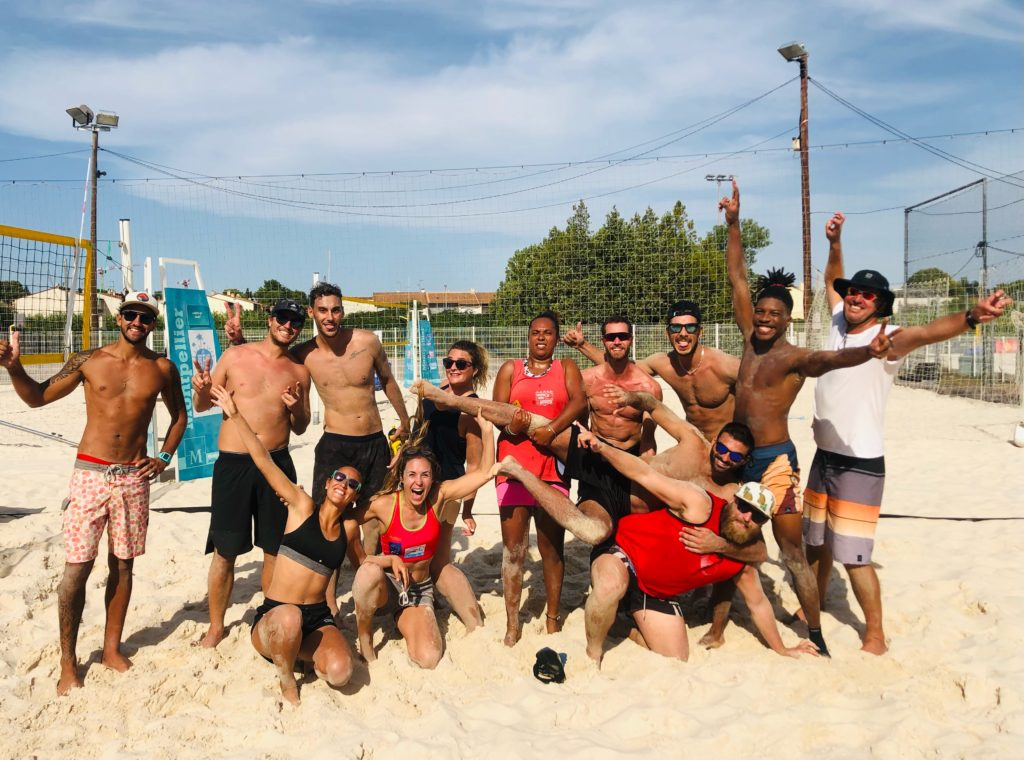 Read more about the article Stage intensif de Beach Volley pour les mahorais !