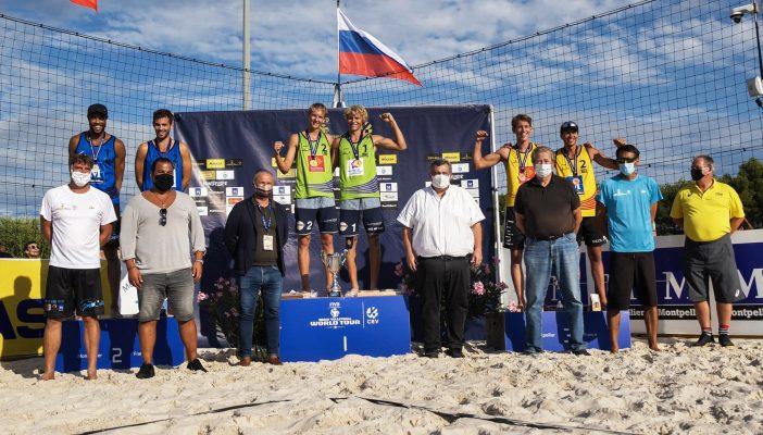 Photo podium WT1*